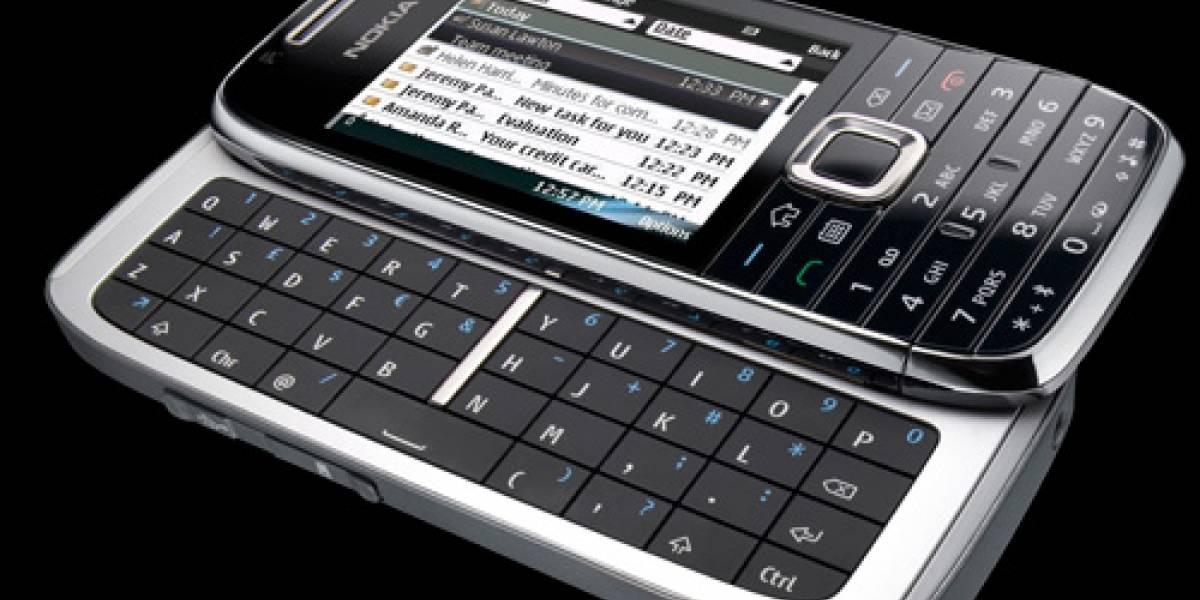 MWC09: Nokia E75 ya es oficial