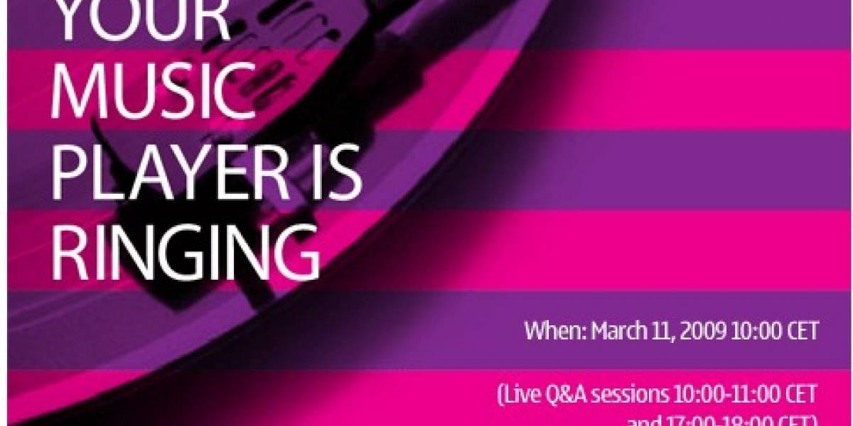 Nokia prepara un evento musical para el Miércoles