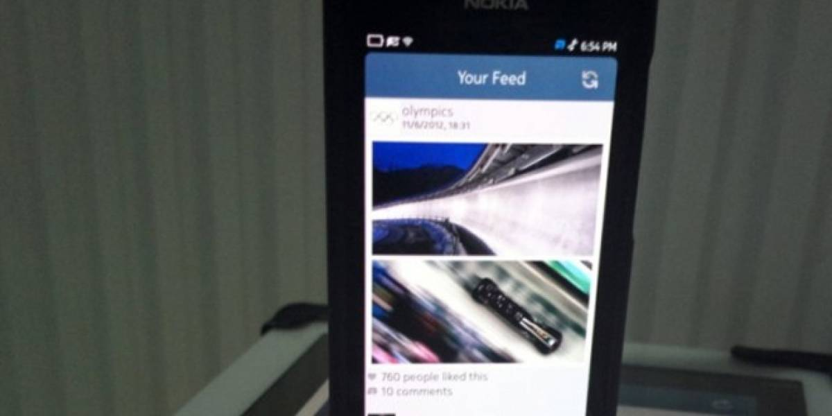 """Lanzan """"Instago"""", el primer cliente de Instagram para MeeGo"""