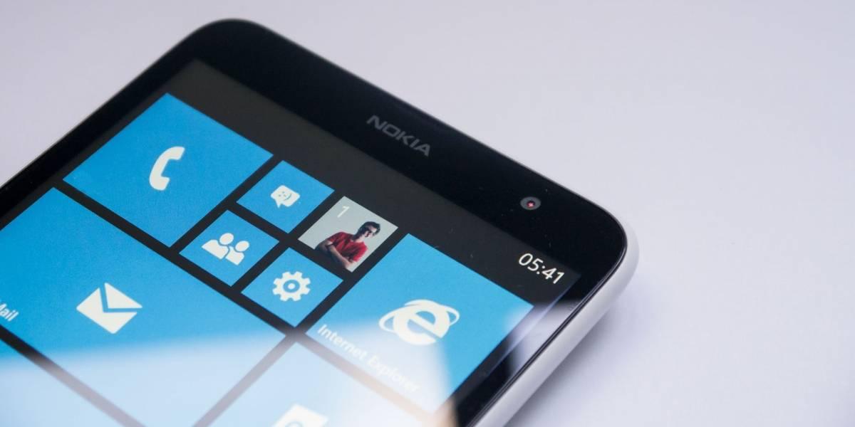 Así lucía el Lumia 960 cancelado por Microsoft
