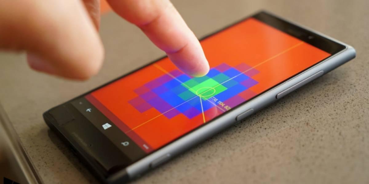 Este es el Nokia 'McLaren' con 3D Touch que nunca vio la luz