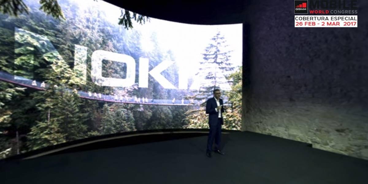 Nokia volvió con todo #MWC17