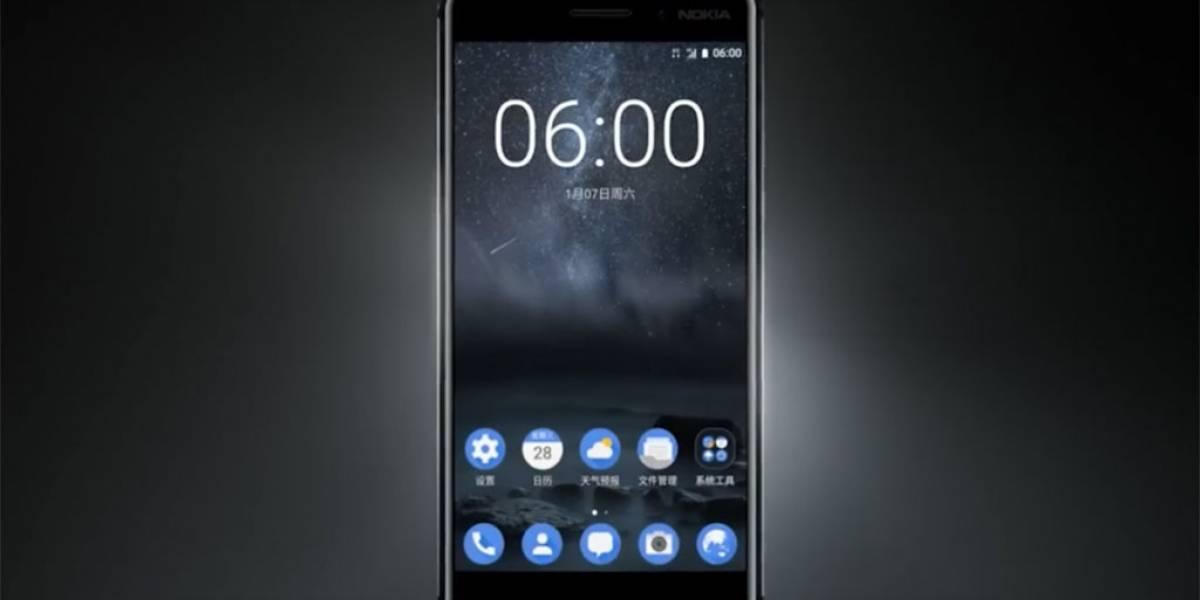 El Nokia 6 en color plateado existe y estará a la venta pronto