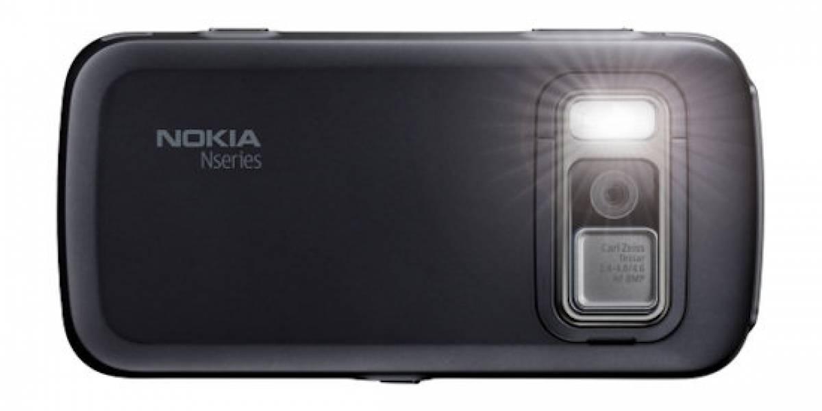 Nokia N86 gana premio a la mejor imagen en aparatos móviles