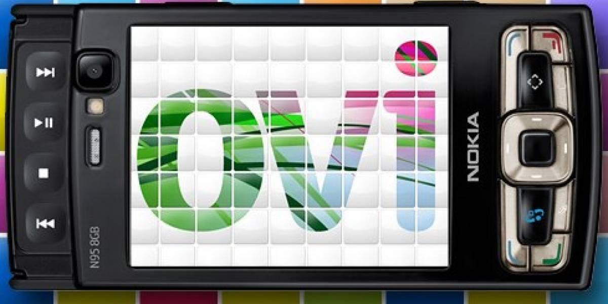 N-Gage y la OVI App Store trabajarán por separado