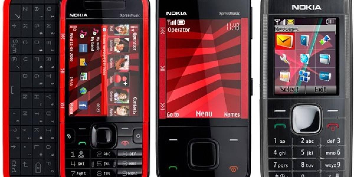 Nokia presenta los nuevos modelos XpressMusic y XpressRadio