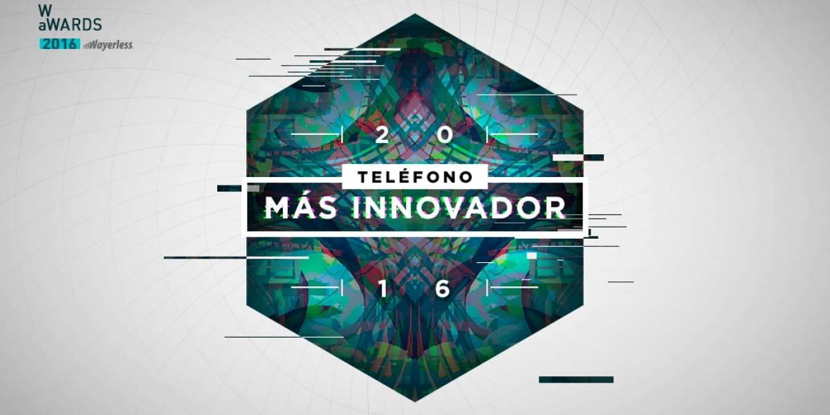Vota por el teléfono más innovador del 2016 [W aWards]