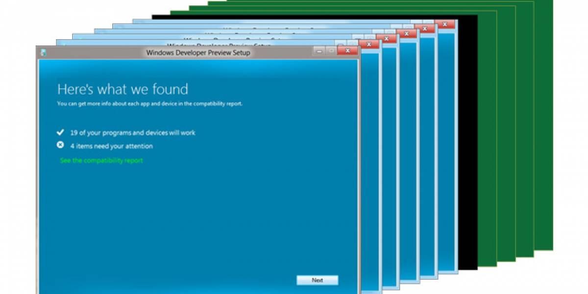 Windows 8: Descargable, instalable vía USB y desatendido sin ser ingeniero nuclear