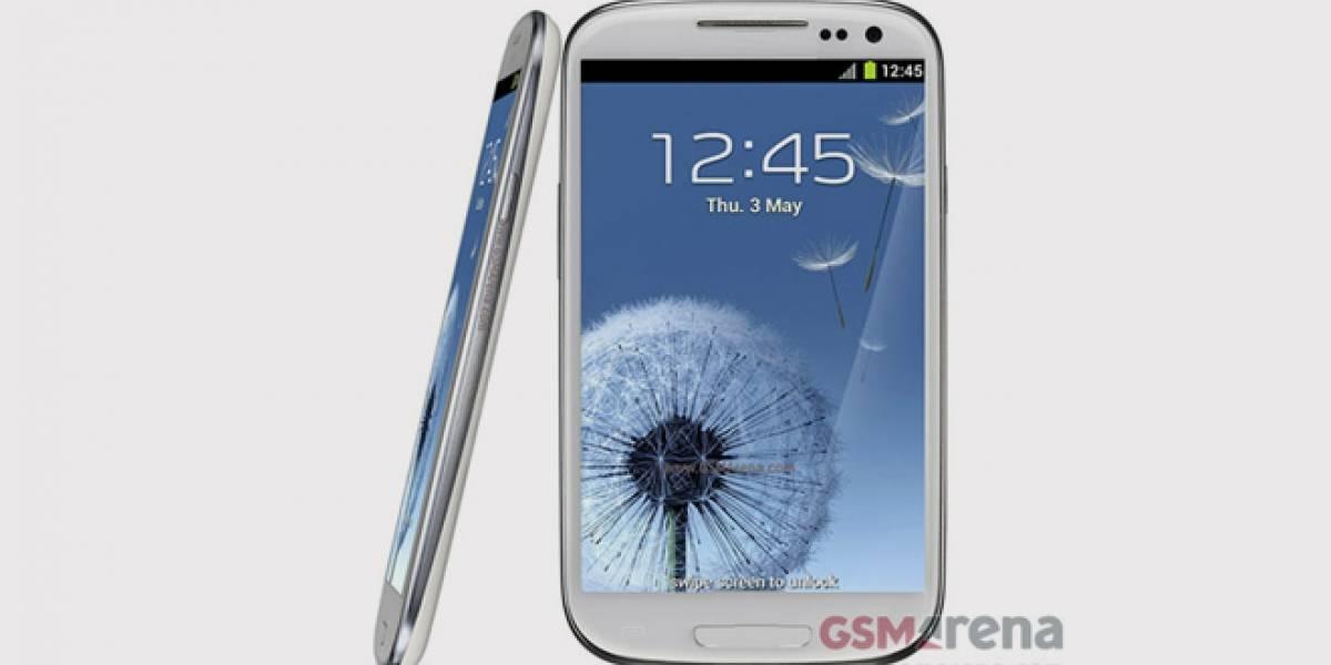 Rumor: Samsung Galaxy Note II poseería pantalla de 5,5'' y un aspecto similar al Galaxy SIII