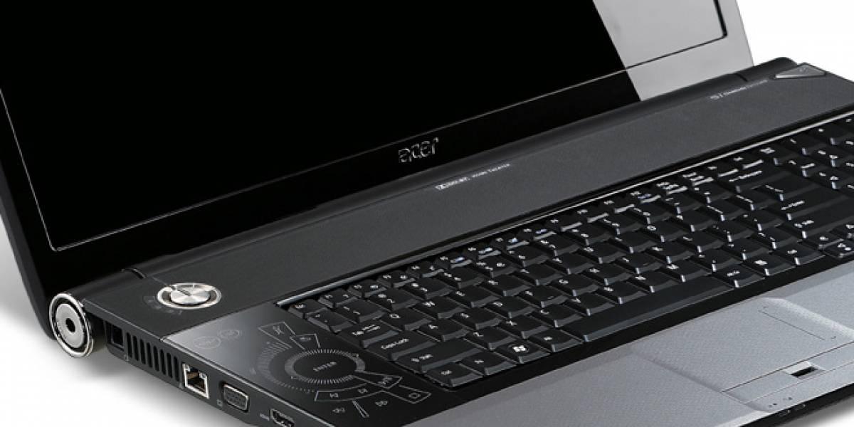 ASUS y Acer simplificarán sus líneas de notebook