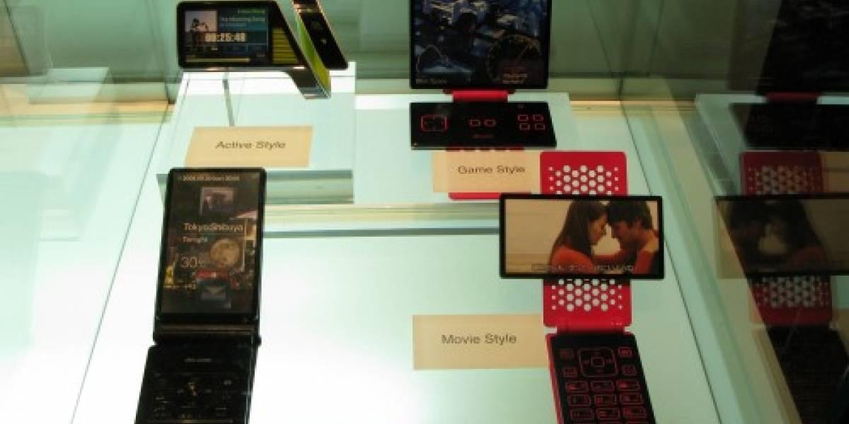 MWC09: NTT DoCoMo también quiere móviles modulares