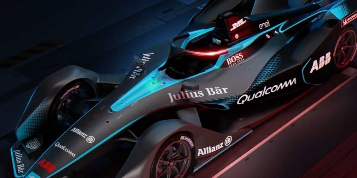 ¡Esta es la segunda generación de los monoplazas de la Fórmula E!