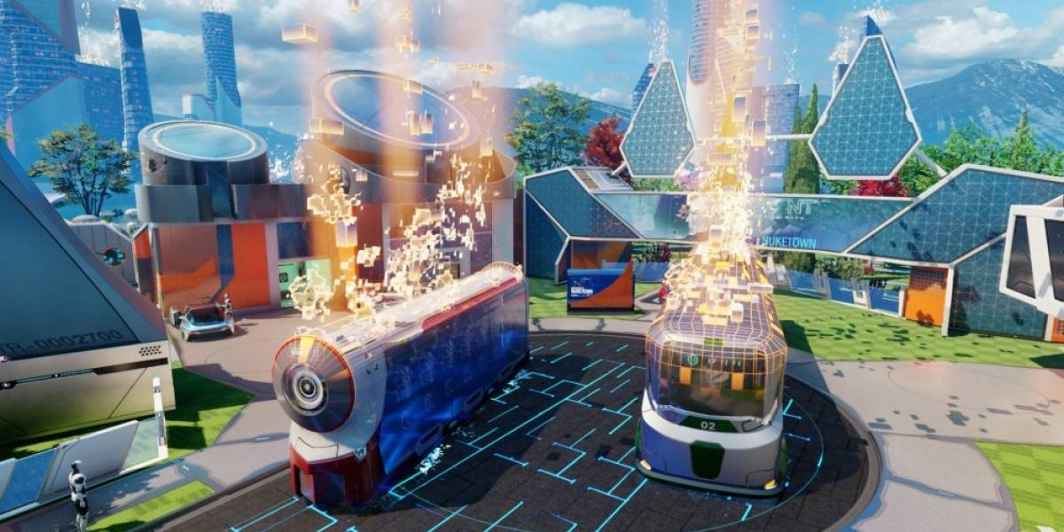 Video: Esto es Nuketown en COD Black Ops 3
