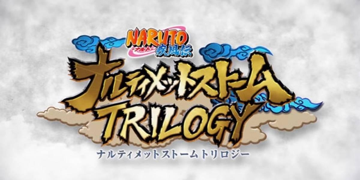 Lanzan el primer tráiler de Naruto: Ultimate Ninja Storm Trilogy