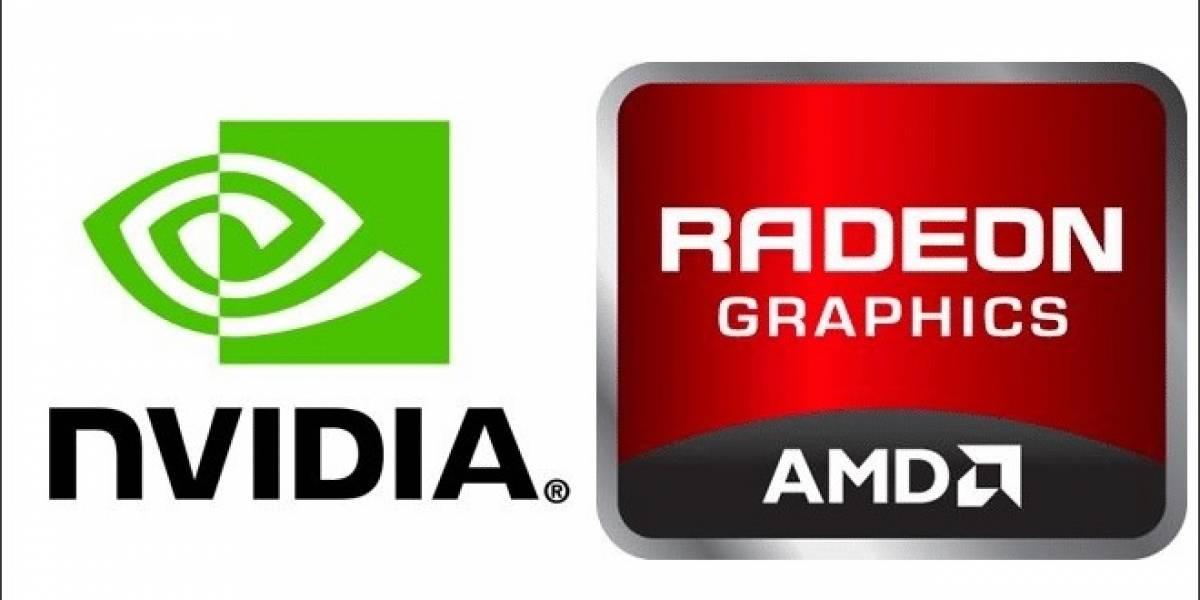 GPUs NVIDIA GeForce GT 730M y AMD Radeon HD 8550M avistados
