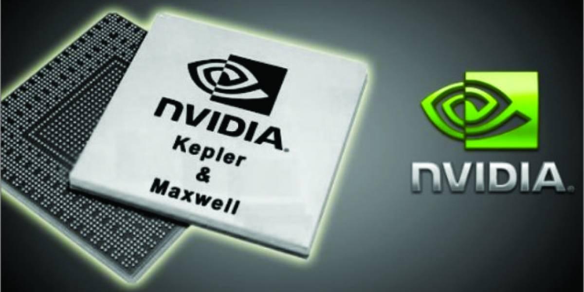 Kepler y Geforce 600M Series filtradas en los controladores Nvidia Verde 295.18