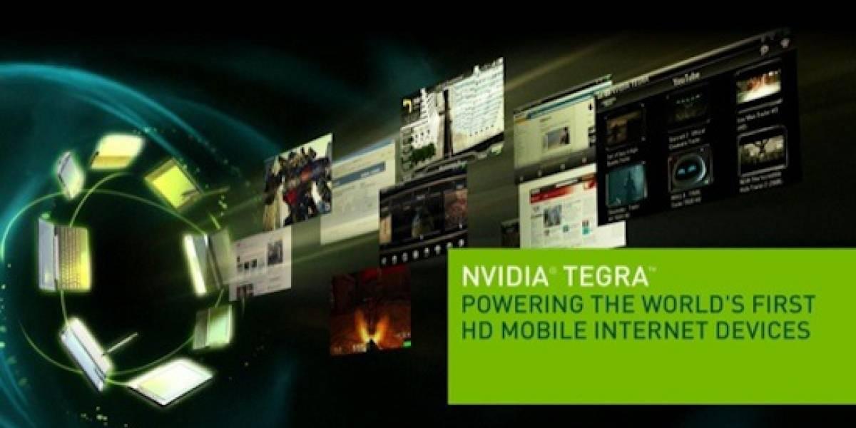 NVIDIA Tegra sigue prometiendo. 12 equipos y prestaciones excepcionales