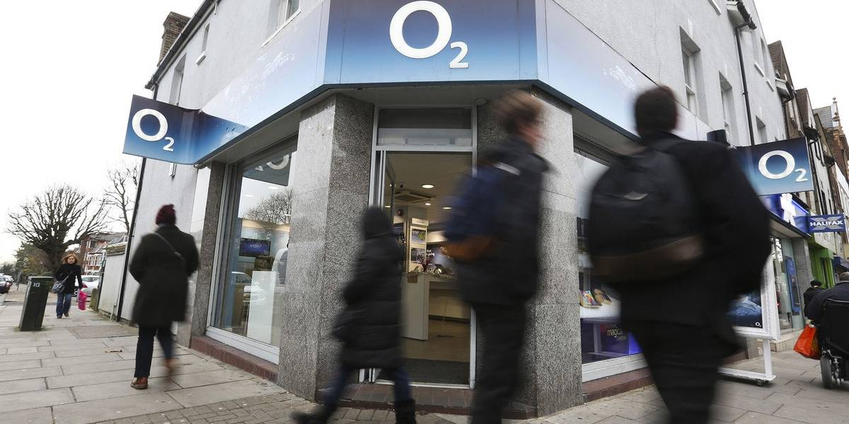 Todo el mundo quiere a O2 en Reino Unido, ahora 'Three'