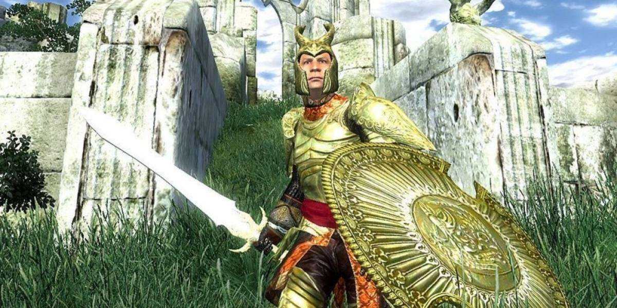 Llegan cuatro retrocompatibles más a Xbox One, incluyendo Oblivion
