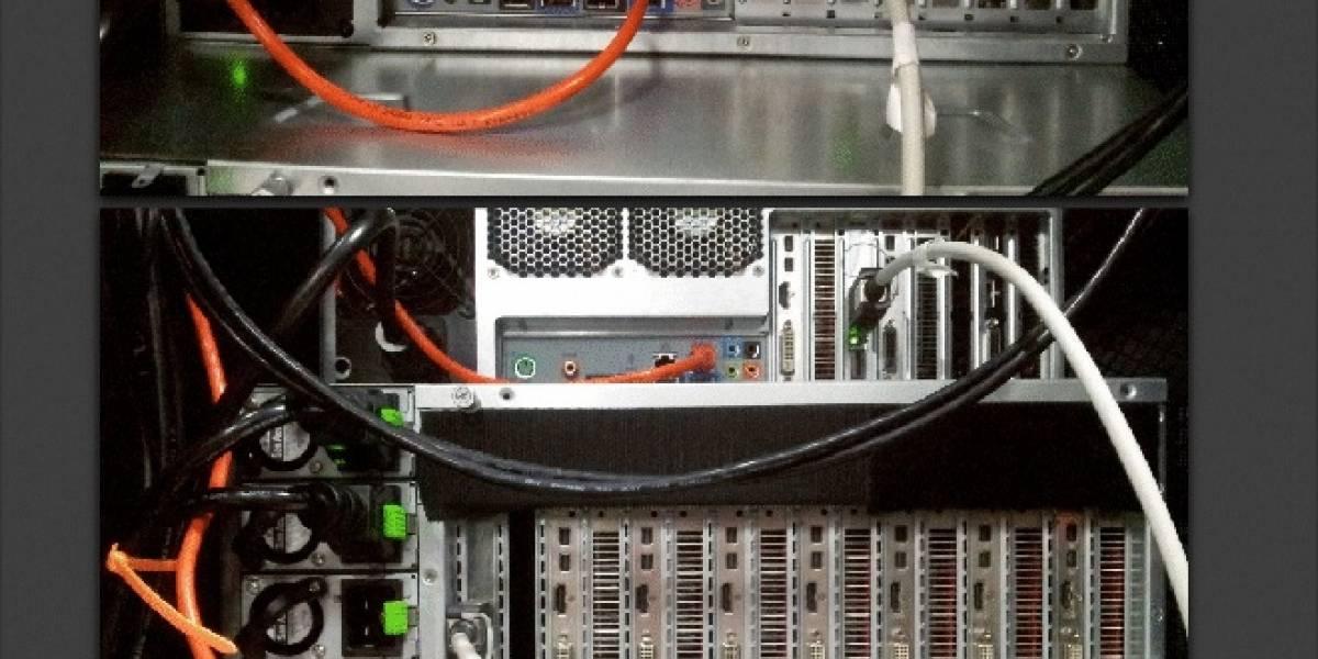 Cluster con 25 GPUs pulveriza las contraseñas LM/NTLM de Windows
