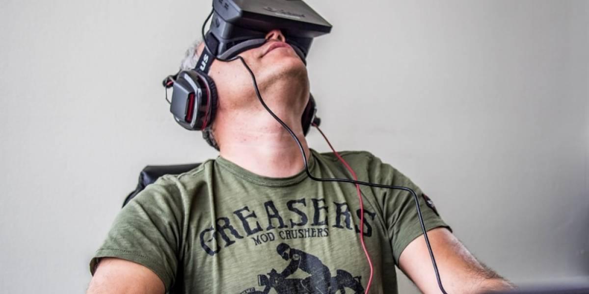 Estos son los 30 primeros juegos para Oculus Rift