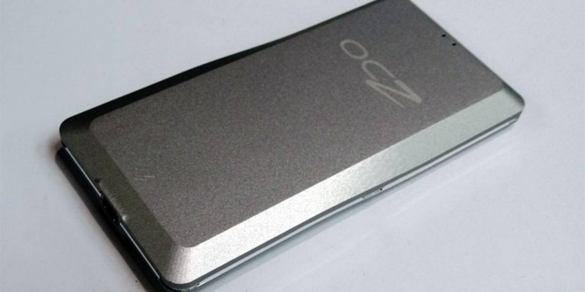 CES 2012: Nuevo OCZ Lightfoot es compatible con Thunderbolt
