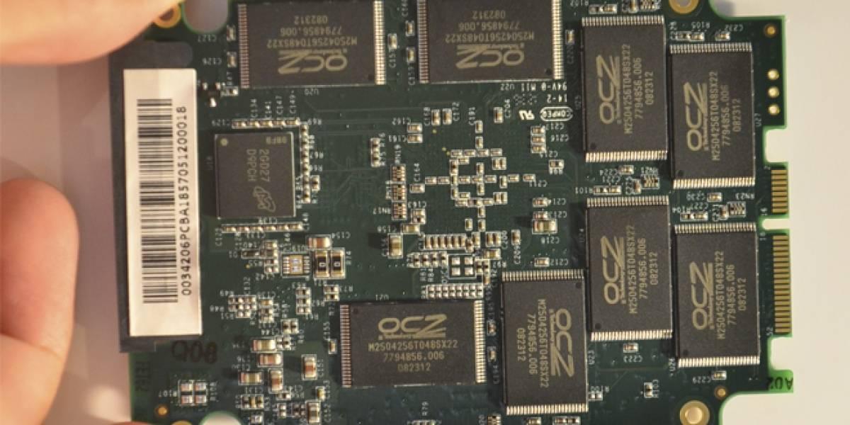 OCZ presenta el Vector, su nuevo SSD tope de línea