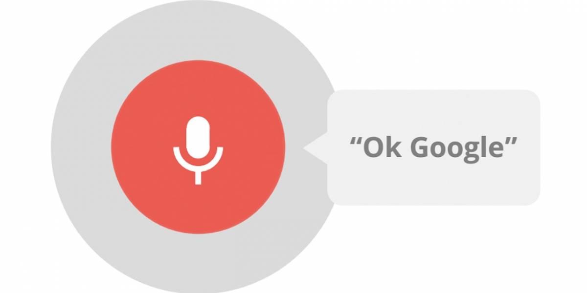 """""""OK Google"""" ya se encuentra disponible en español"""