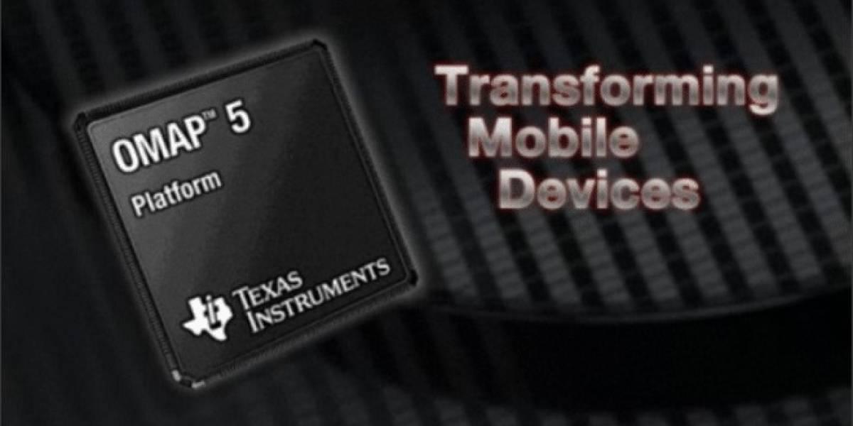 Texas Instruments no abandonará el mercado de los smartphones y tablets
