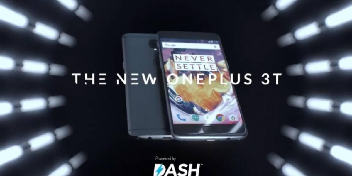 OnePlus 3T es oficial: mismo diseño pero más poder