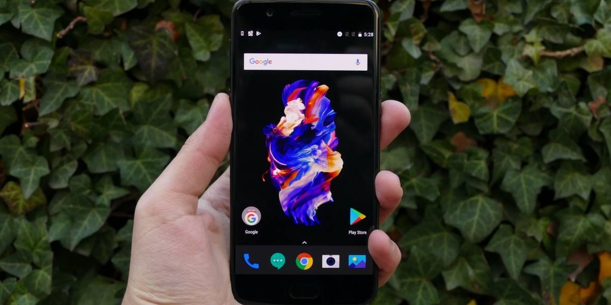 El OnePlus 5 ha sido descontinuado