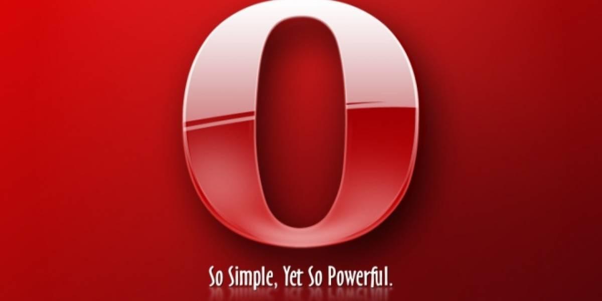 Opera 12.02 ya está disponible para descargar