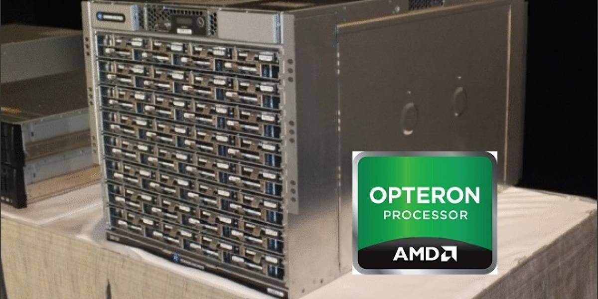 AMD alista rival para Atom For Server S1200 Series