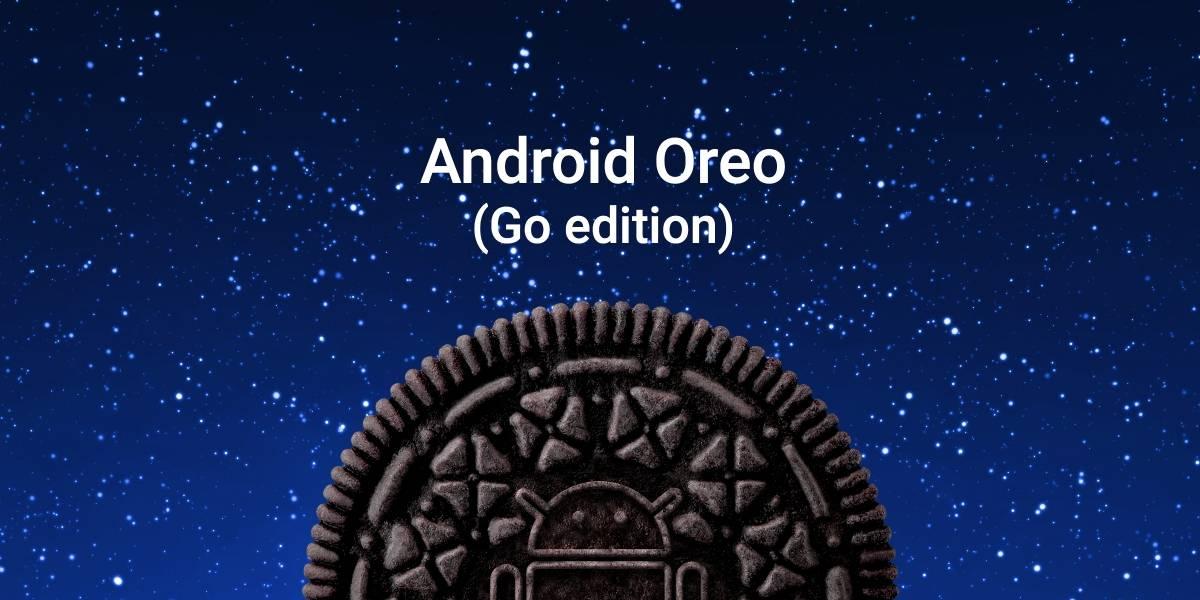 Android Oreo Go edition es la versión de Oreo para la gama baja