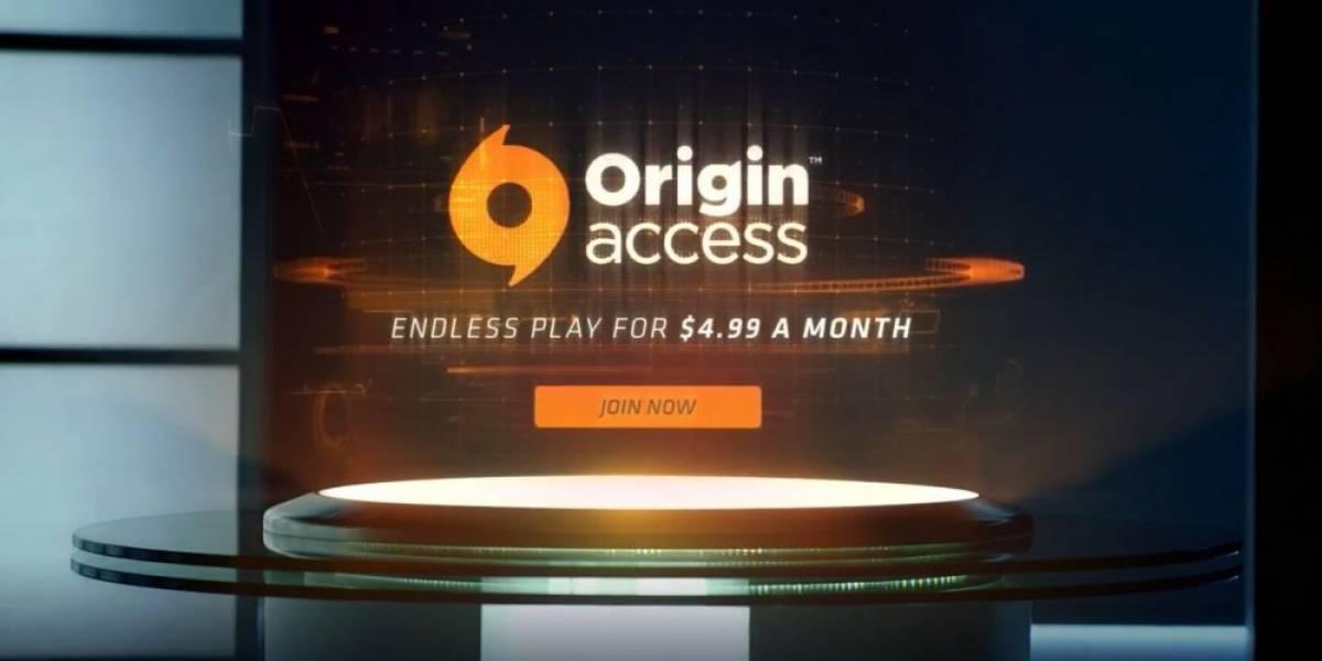 EA Access llega a PC