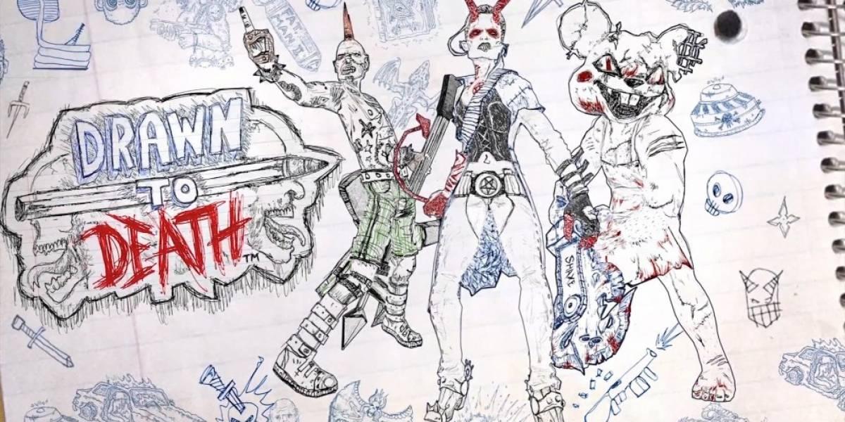 Drawn to Death ya tiene fecha de lanzamiento