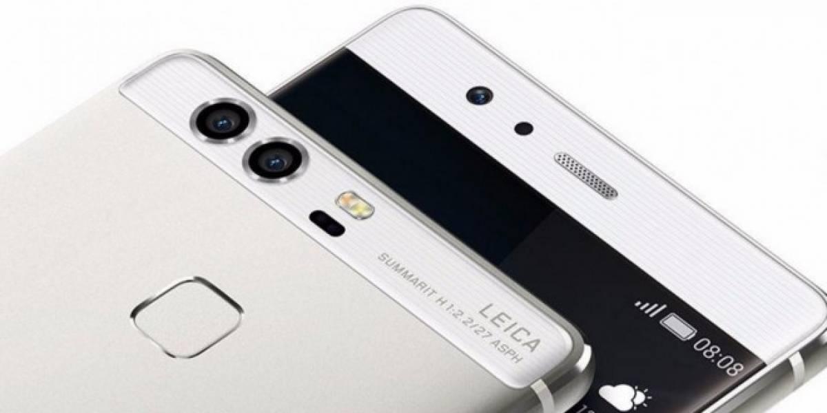 Huawei ha vendido más de 9 millones de su modelo P9