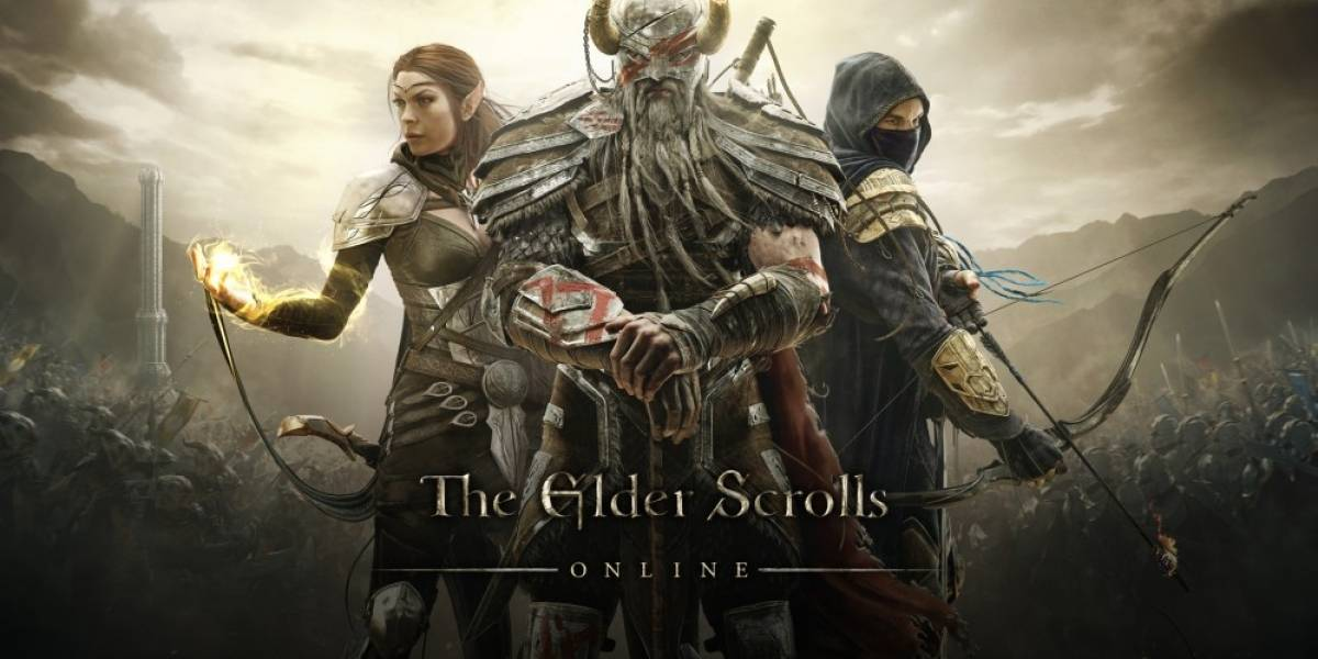 Bethesda anuncia The Elder Scrolls Online: Gold Edition