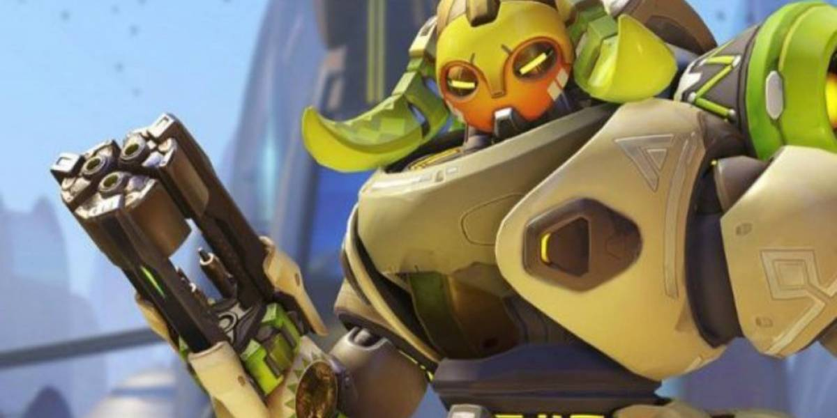 Orisa ya está disponible en Overwatch