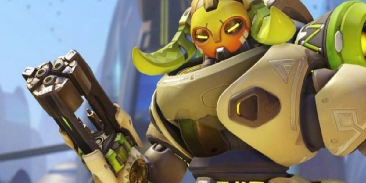 Overwatch tiene nuevo personaje: la robot Orisa