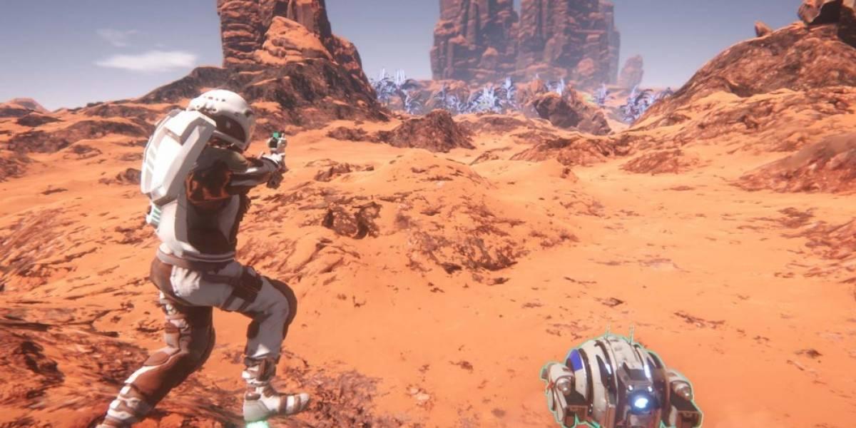 Mira el tráiler de lanzamiento de Osiris: New Dawn