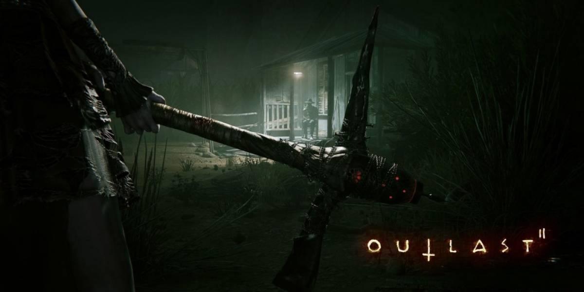 Juega ahora la demo de Outlast 2 en PC y en PS4