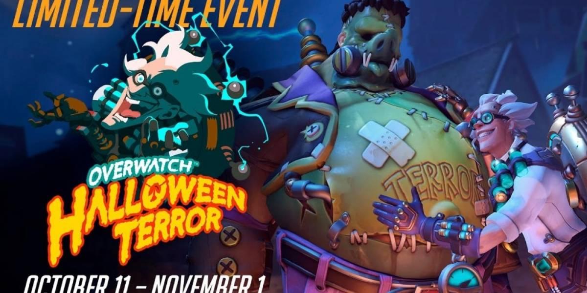 Hoy comienza el terror de Halloween en Overwatch