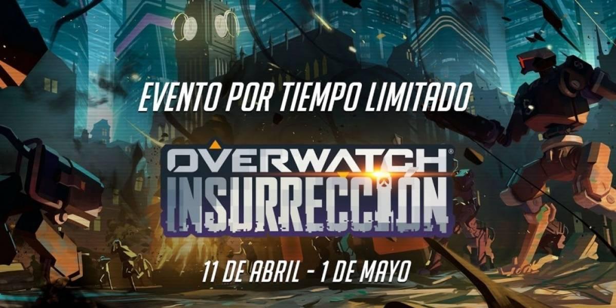 Ya está disponible Insurrección, el más reciente evento de Overwatch