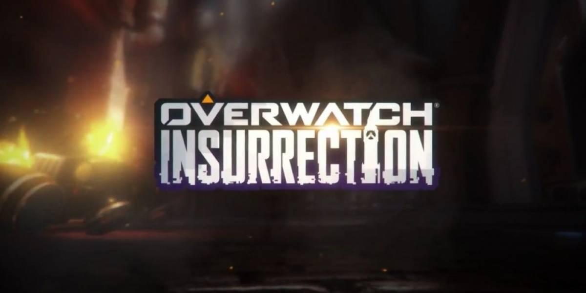 Se filtra video de Overwatch que revela detalles del evento Insurrection