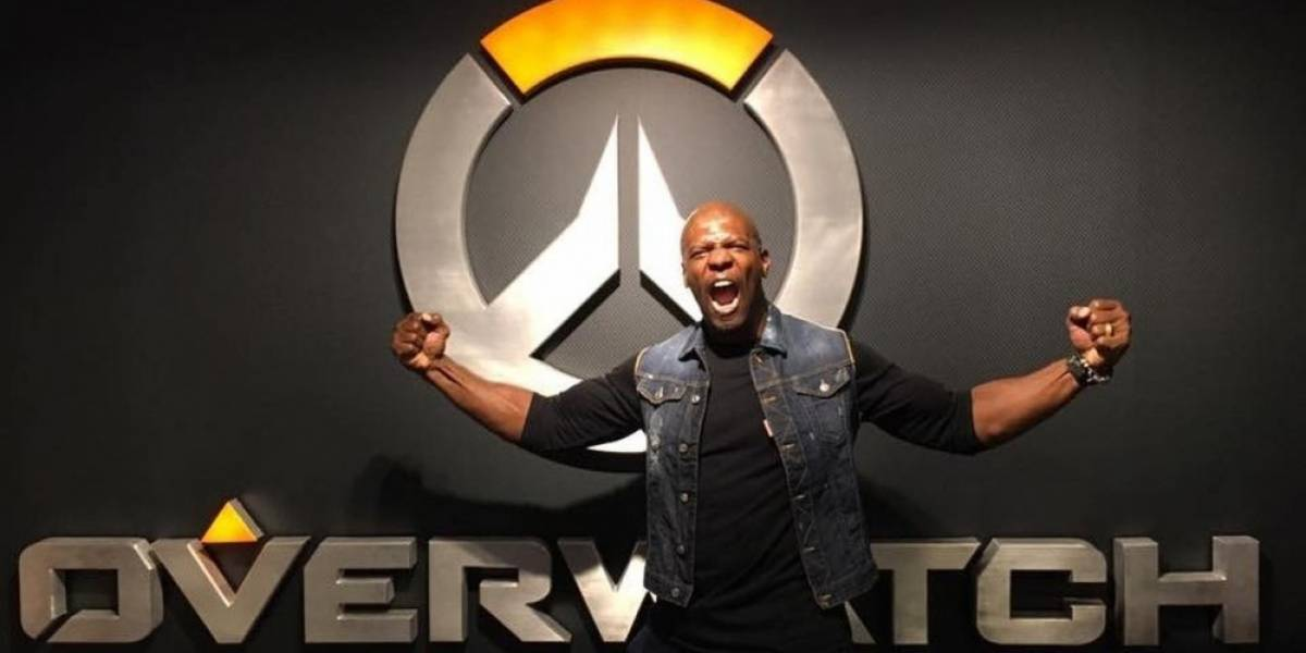Terry Crews podría interpretar a un personaje de Overwatch