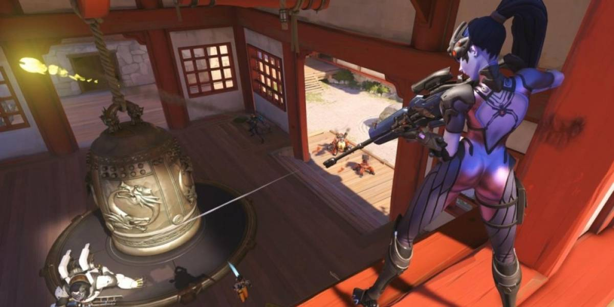 Overwatch recibe el modo competitivo en PC
