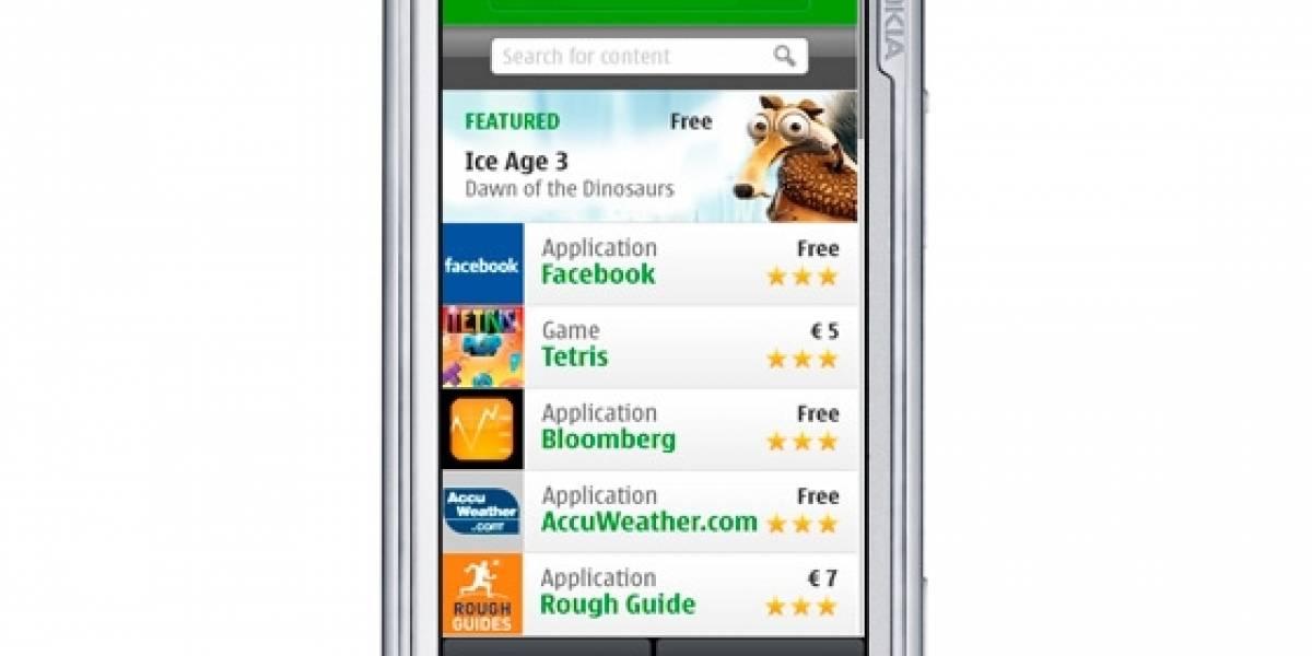 MWC09: La tienda de aplicaciones de Nokia se llama Ovi Store