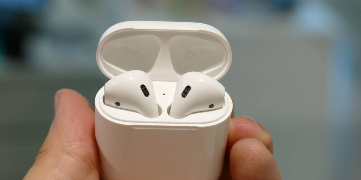 Apple prueba sistema para encontrar tus AirPods perdidos