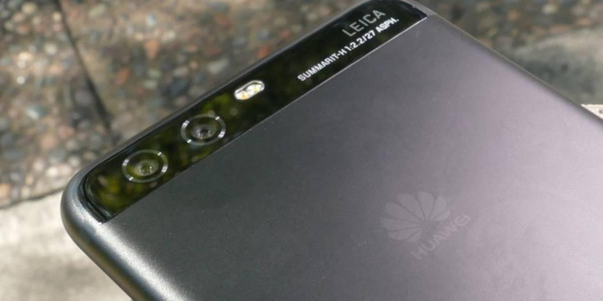 Filtraciones muestran cómo sería el aspecto del Huawei Mate 10